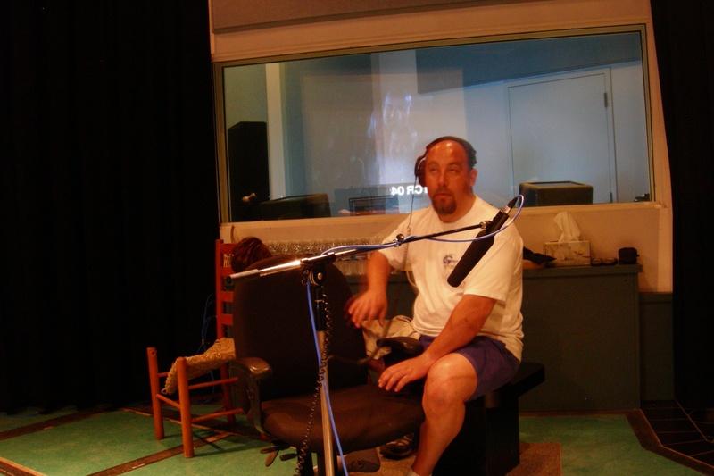 Callback Foley Session